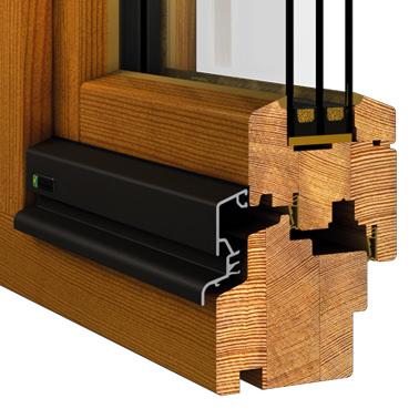 Energiespar-Holzfenster
